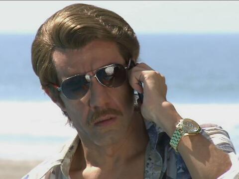 El Jefe llamó a Cipriano para avisarle que un importante l&iacute...