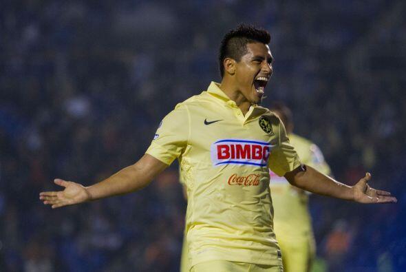 Osvaldo Martínez: Está convertido en el motor del equipo a...