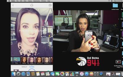 Tu APP de hoy: lo mejor para tomarte una 'Selfie'