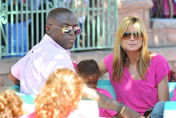 El cantante Seal y la ex Top Model, Heidi Klum, decidieron reunirse para...