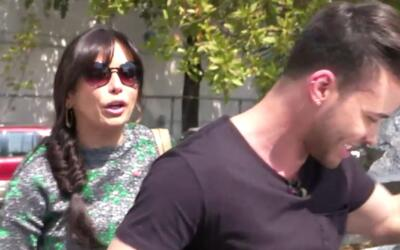 Prince Royce le hizo bromas a Giselle Bondet, Luis Coronel y a Bianca Ma...