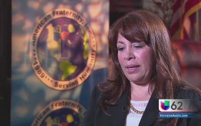 Nora Sandigo, la guardiana legal de cientos de menores con padres deport...