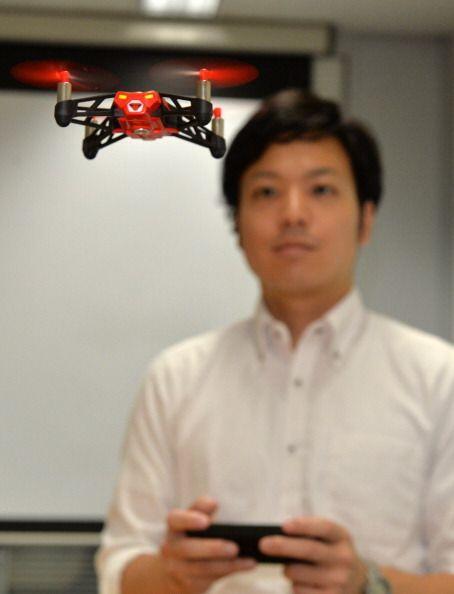 Este drone saldrá a la venta este mes.