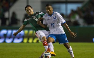 El hondureño Luis Garrido volvió a jugar
