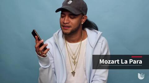 Mozart La Para nos da una entrevista en freestyle