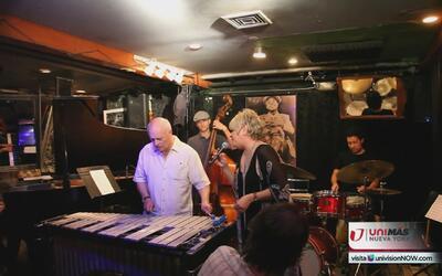 Sonia Alfonso, la cantante dominicana de jazz que enamoró a NYC con su voz