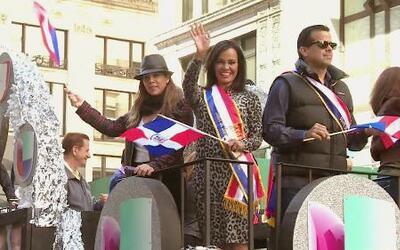 DAM Desfile de la Hispanidad