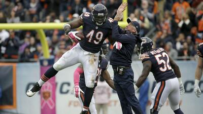 Highlights Temporada 2015 Semana 4: Chicago Bears 22-20 Oakland Raiders