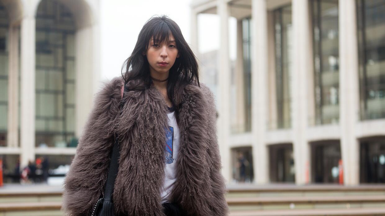 Issa Lish ha desfilado para Saint Laurent y Vivianne Westwood