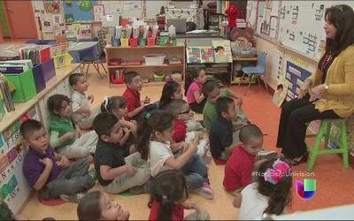 Maestros de Laredo luchan por niños migrantes