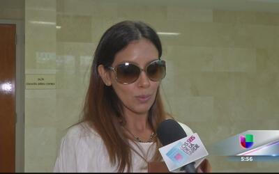 """Alba Reyes: """"El temor llegó a mi vida y no se ha ido"""""""