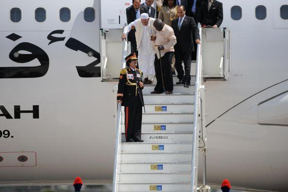 Medios aseguran que una de las mayores inversiones de Gadafi en Europa s...