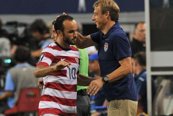 Donovan se quedó con ganas de jugar el Mundial de Brasil 2014, el entren...