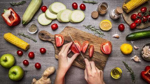 Un viaje de sabor: Alimentos saludables con sabor latino