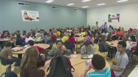 Distrito Escolar de Houston ofrece comidas gratuitas para alumnos en el...
