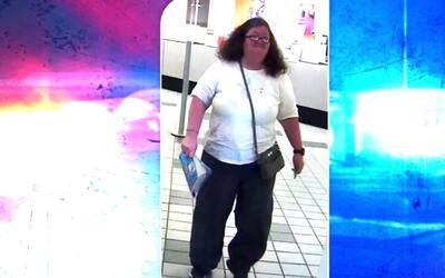 El FBI publica imágenes de la sospechosa de robar en una sucursal de un...