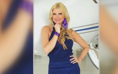 La actriz cubana Sissi Fleitas habla del buen momento profesional que es...