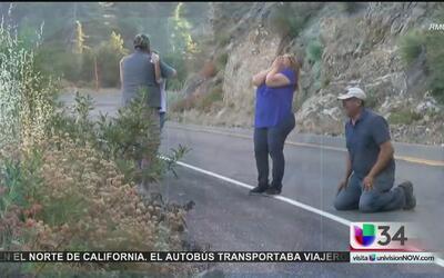Identifican a dos de las tres víctimas del accidente en un barranco