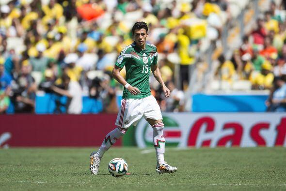 Héctor Moreno, el zaguero regresa al Tricolor tras su fuerte lesi...