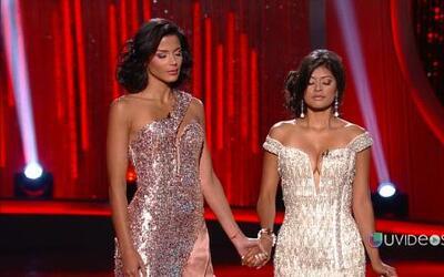 Karina Hermosillo se fue muy triste de la competencia en Nuestra Belleza...