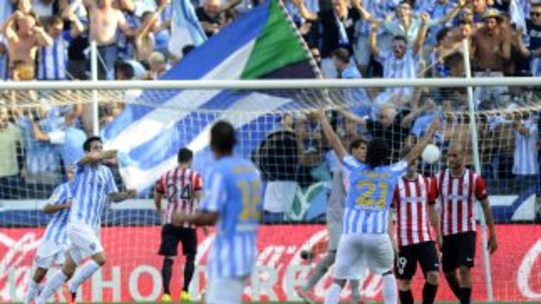 Málaga comenzó la temporada con un importante triunfo sobre el Athletic...
