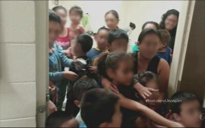 La crisis migratoria se está convirtiendo en una crisis médica