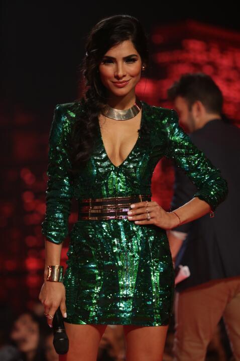 Alejandra looks radiant!