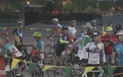 Inicia la carrera de ciclismo de Houston a Austin para crear conciencia...