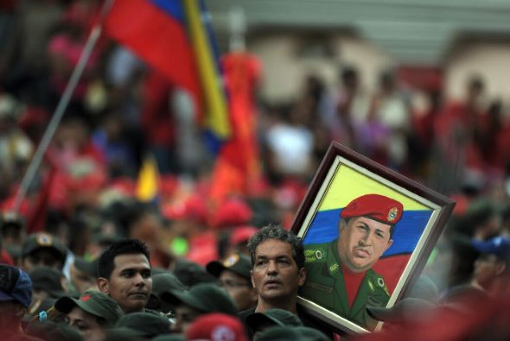 En ese entonces Chávez tuvo que abandonar el poder durante 48 horas.