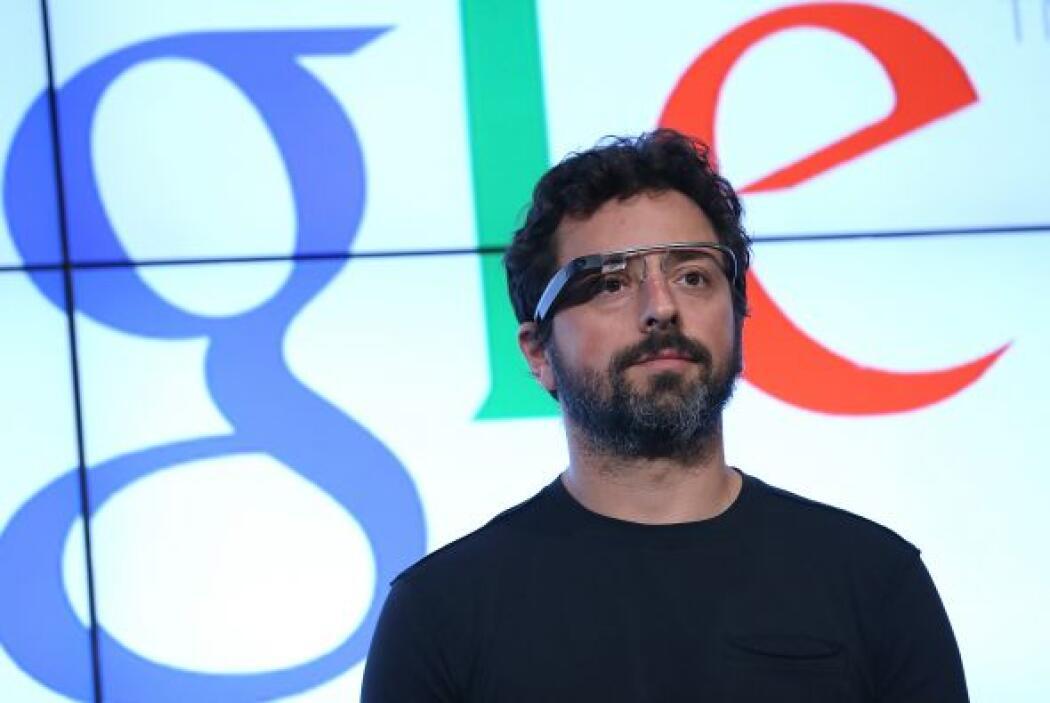 2. Sergey Brin- El creador, junto a Larry Page, del buscador Google actu...