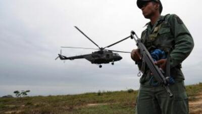 Unidades de la Guardia Nacional de Venezuela incursionaron en territorio...