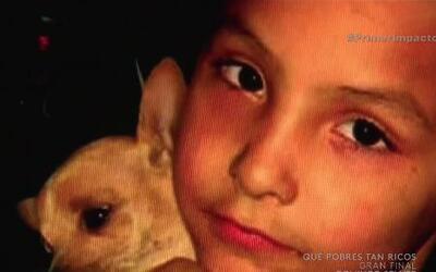 Terrible agonía de un niño de ocho años asesinado por madre adoptiva