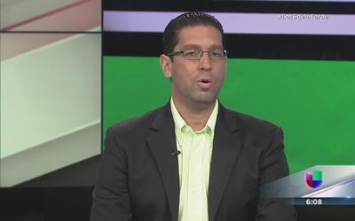 Gabriel Rodríguez Aguiló habla del pulseo por la presidencia de la Cámar...