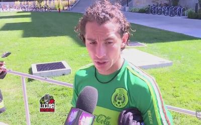 Andrés Guardado: 'La prensa exagera mucho las cosas y cambia la opinión...