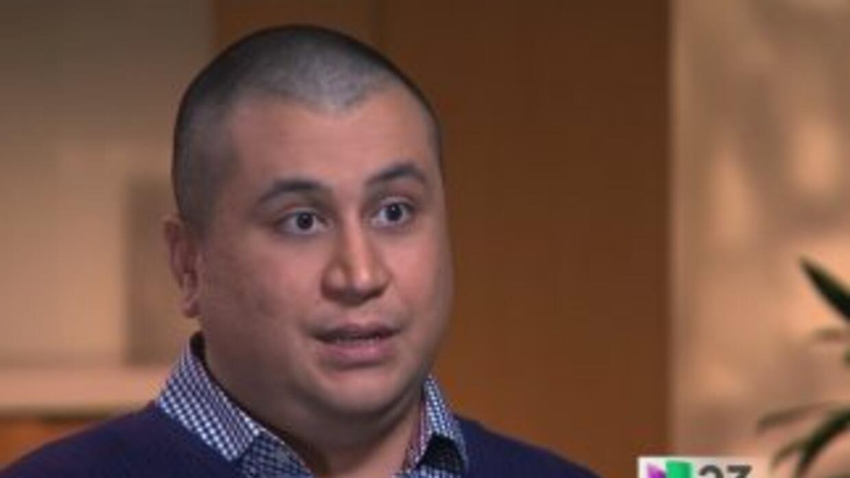 Zimmerman rompe el silencio