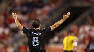 Frank Lampard comentará la Eurocopa para la BBC.