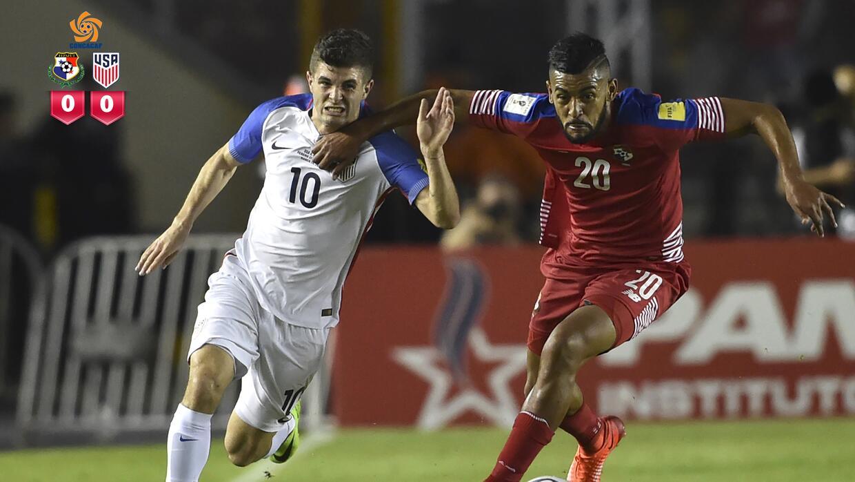 Panamá recibe a Estados Unidos