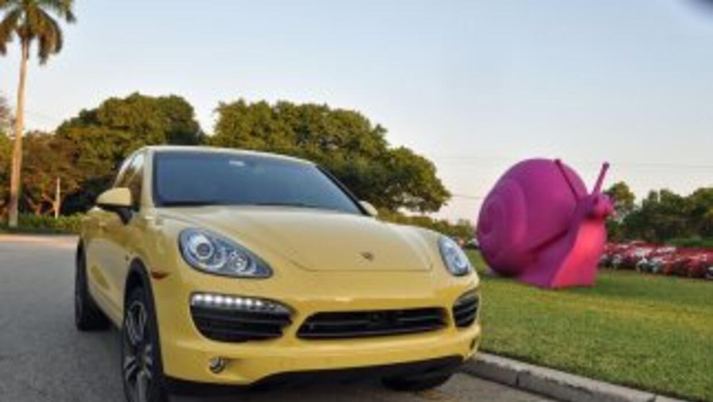 La Cayenne S Hybrid conjunta las cualidades de todos los modelos de Pors...