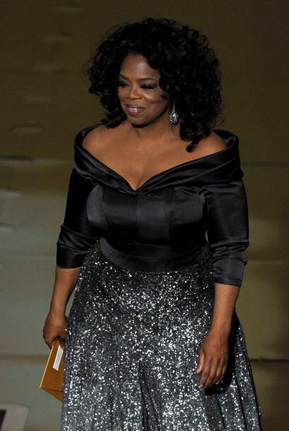 Otra área donde las mujeres se destacan es en la de los negocios. Oprah...