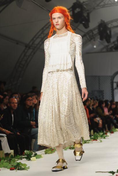 También está el disfraz de la novia fantasma, un verdadero clásico.
