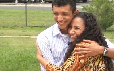 Programa ha podido reunir a padres centroamericanos con sus hijos