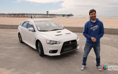 Mitsubishi Lancer Evolution X Final Edition - Prueba A Bordo [Full]