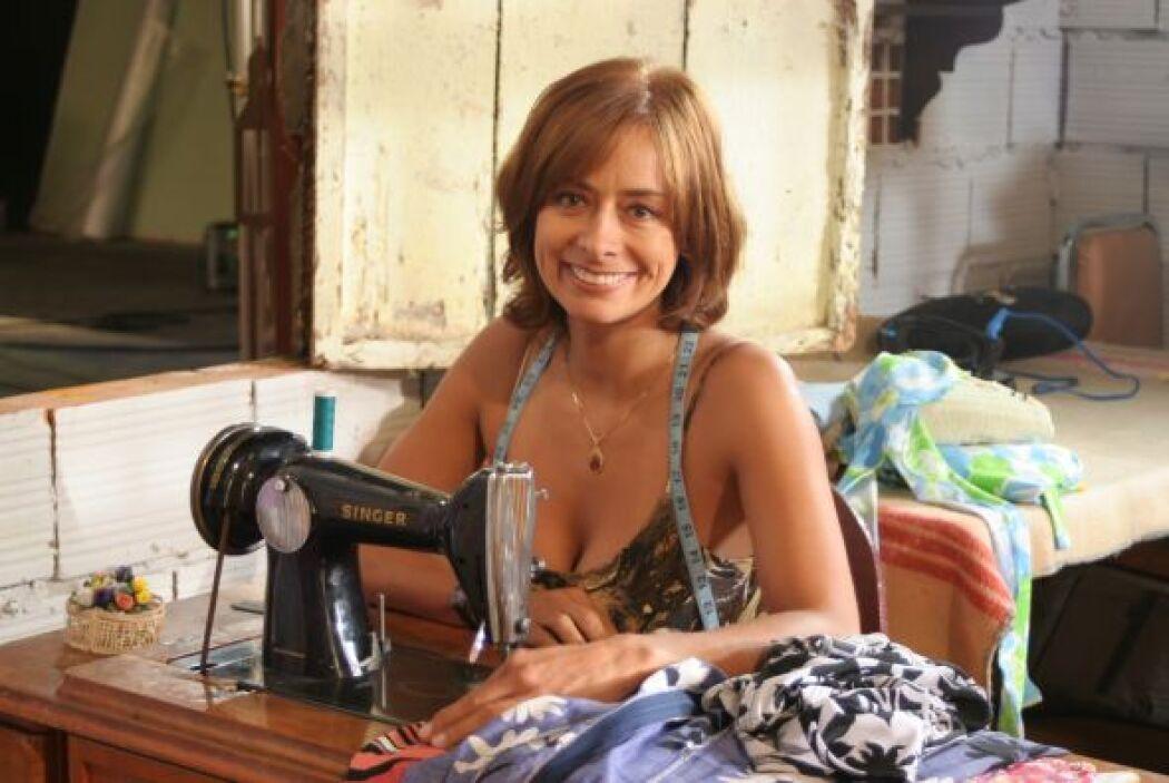 Patricia Ércole es Hilda, la madre de Catalina y Byron, que no aprueba l...
