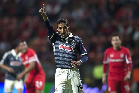Fernando Arce es uno de los goleadores del Guadalajara en el actual torn...