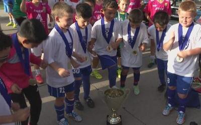 Exitosa Copa Univision Dallas 2014