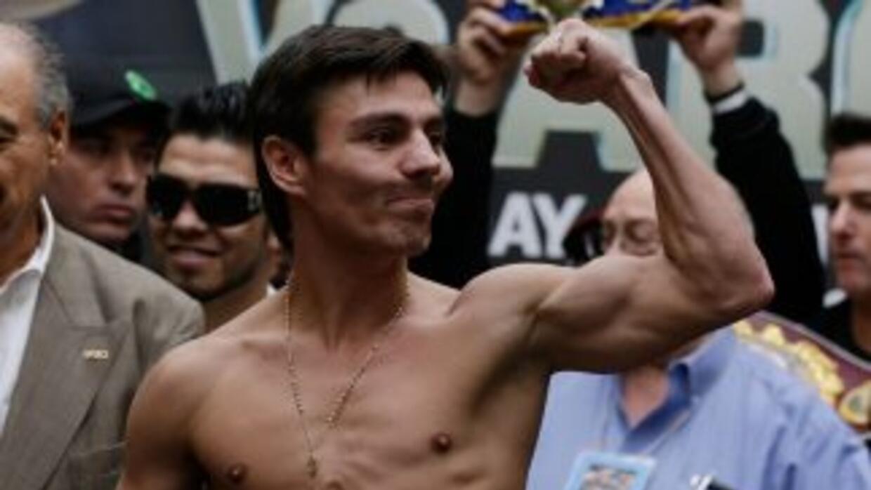 Jorge Arce peleará contra Giovani Caro.