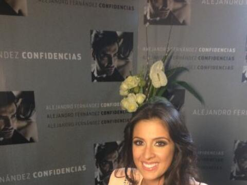 Mira las fotos de la entrevista exclusiva que Alejandro Fernández...