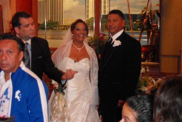 Como regalo de aniversario la Dra. Nancy Alvarez le cambió la vida a una...