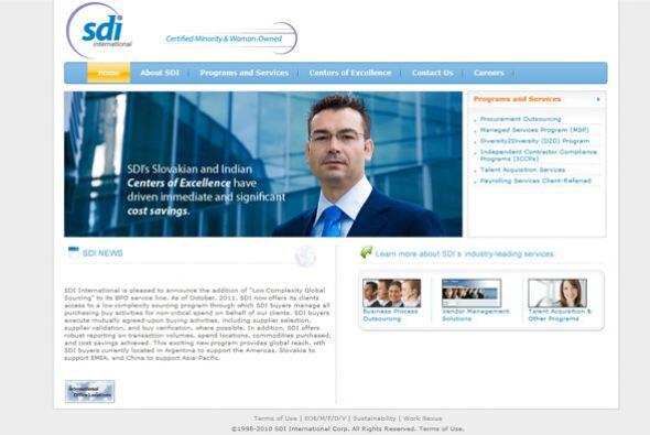5. SDI International Corp.  Ubicación- Fort Lauderdale, Florida.  CEO- C...