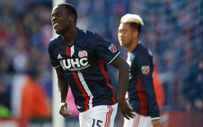 JE-VAUGHN WATSON (Defensa, New England Revolution)
